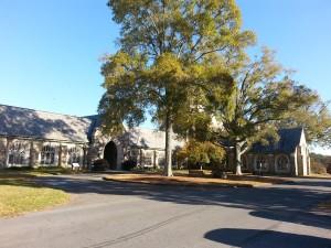 Berry College campus