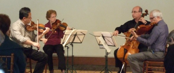 Franklin Pond Quartet in Concert