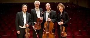 Franklin Pond Quartet cover