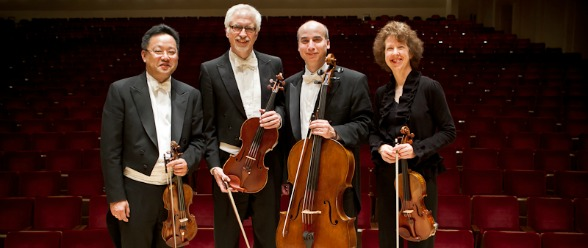 July 1, 2014: Franklin Pond Quartet concert