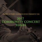 2017 Community Concerts