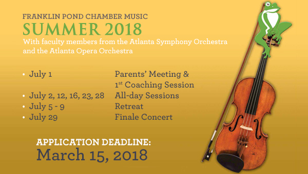 Summer Program 2018 Image