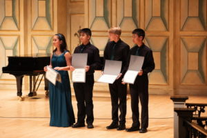 2019 Chamber Music Competition