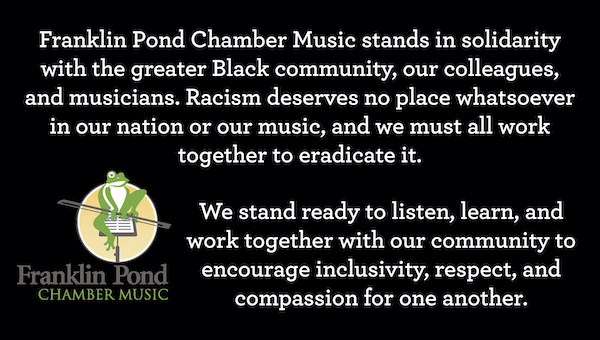 Franklin Pond Statement of Support